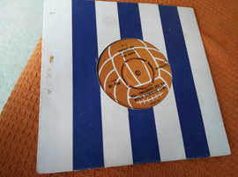 WBA West Bromwich Albion 1968 Souvenir Football Single 45 Record