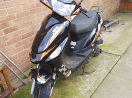 Longjia Digita 51 49cc excellent first moped