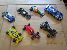 Scalextric cars #2 plus more