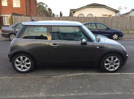 MINI,cooper 2006 (06) Grey Hatchback, Manual Petrol, 132,000 miles