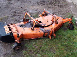 """Kubota compact tractor grass cutting deck 48"""" side discharge"""