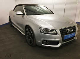 2010 Audi A5 S LINE TFSI CVT with No Credit Scoring Car Finance*