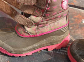 Girls joules  boots