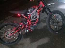 SUR RON dirt bike