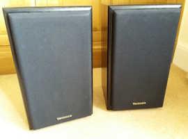 Two Technics speakers excellent condition