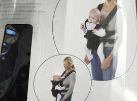Baby Carrier with 3 positions