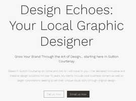 Local Graphic Design Service - Logo design, business cards, web ads & more...