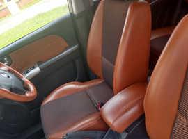 Kia Sportage, 2005 (05) Silver Hatchback, Automatic Petrol, 96,555 miles
