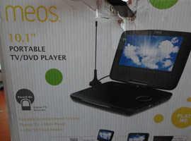 Meos Portable  10.1 tv/dvd player