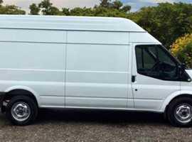 Van Services - Removals, Delveries, Transportation