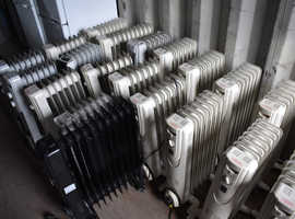Oil electric heaters 1500W