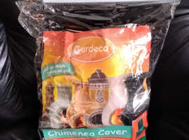 Chimenea cover brand new