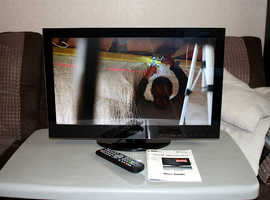 Technika 24 inch LCD TV DVD with Freeview - 12 Volt