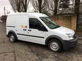 Meals on wheels vehicle (LPG Oven and fridge)