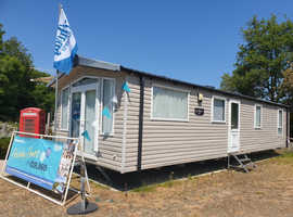 Lovely 3 Bedroom static caravan available with patio doors @ Tattershall Lakes
