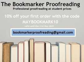 English Grammar Help and Advice - Professional Proofreading at Student Prices!
