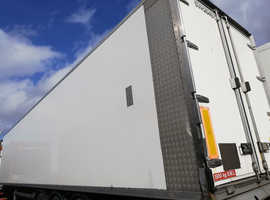 45ft Ex-Refrigerated trailer boxes