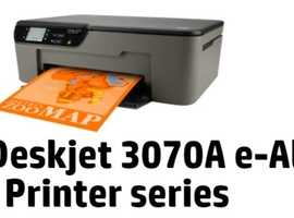 HP 3740A all in one printer