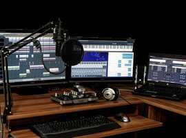 Forgotten Wolves Studio-Professional Audio Mixing and Mastering online in UK