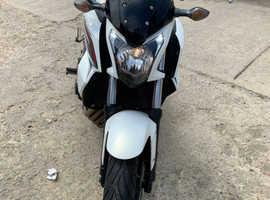 Honda CB650F in nice condition needing a new home