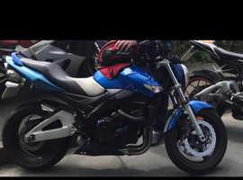 2008 GSR600