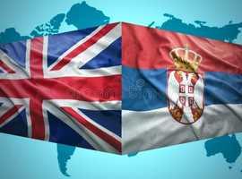 Serbian/English translator/interpreter