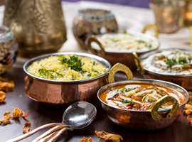 20% Discount On Takeaway Orders Over £20 | Curry Kings