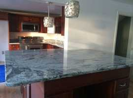 Silver Cloud Marble Kitchen Worktops at Best Price London