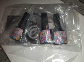 Bag of nail art products NEW