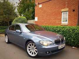 "2006 56 REG BMW 7 Series E65 3.0 730d SE 4dr "" HPI CLEAR """