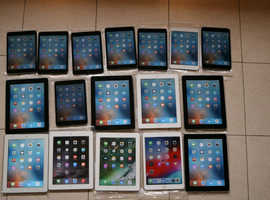 cheap Lot of 17 Mixed Apple iPad Tablets