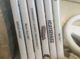 Nintendo Wii plus extras