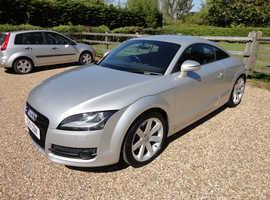 Audi TT V6 Quattro Coupe, 2006 (56) Silver Coupe, Manual Petrol, 69,000 miles