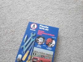 Fiesta Owners Maintenance and Repair Guide