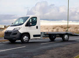 24/7 recovery vehicle breakdown service