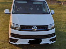 VW T6 Transporter 2017(67) 21.5k Miles. £19800 No VAT.