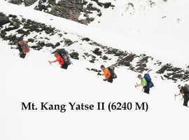 Mount Kang Yatse ii Peak Expedition   Kang Yatse   Shikhar