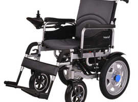 new product 285ed 28408 NEW MobilityPlus+ Electric Powered Wheelchair   Easy-Folding, Lightweight,  4mph