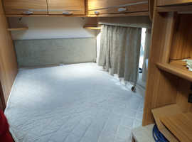 2012 Lunar Quaser 534 4 BERTH Caravan **ON EBAY NOW**