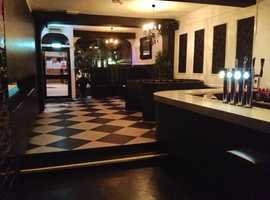 BAR/WINEBAR/ CLUB/ VENUE/ BUSINESS LONG LEASEHOLD FOR SALE.