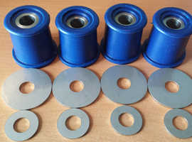 Rear Subframe Bushes for Ford Mondeo Mk3 polyurethane compound