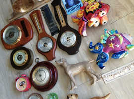 Vintage items for new season car boot sale job lot