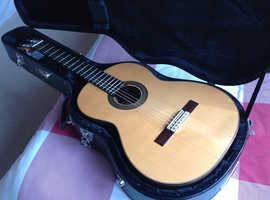 Contreras classical guitar