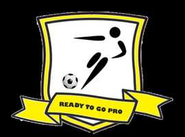 Ready To Go Pro Football coaching for girls and boys