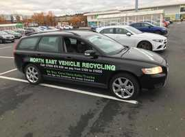 NORTH EAST VEHICLE RECYCLING
