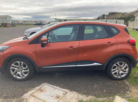 Renault Captur, 2013 (63) Orange Hatchback, Manual Diesel, 113,174 miles
