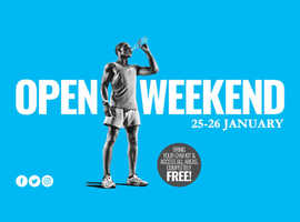 St Mary's Calne Sports Centre Open Weekend