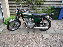 HONDA CB450 PROJECT 1971 RUNNER ORIGINAL CONDITION
