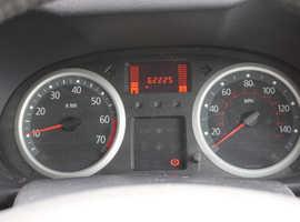Renault Clio, 2005 (05) Silver Hatchback, Manual Petrol, 62,225 miles
