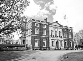 Ghost hunt at Merley House
